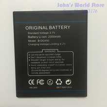 Original Battery for DOOGEE B-DG450 Smartphone 2300mAh Lithium-ion DG450 Mobile Phone battery