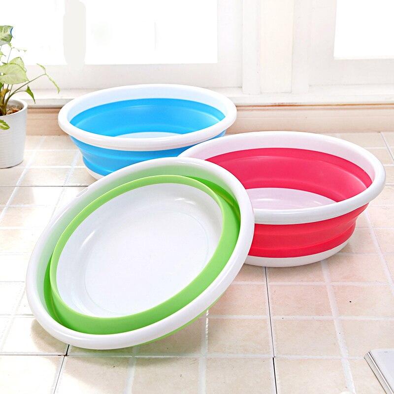 Portable Baby Bath Thickened Folding Baby Bath Tub Children Bath ...