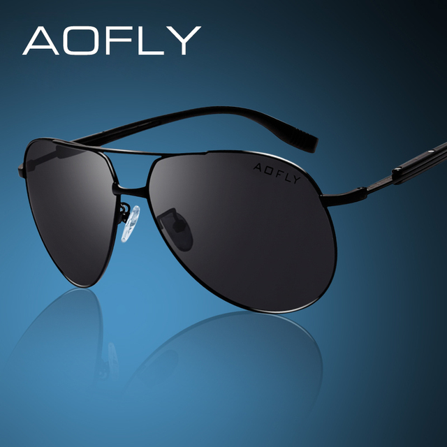 AOFLY HD Polarized Men Sunglasses