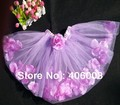 Free Shipping Girl's Petal Tutu  Cute Baby  Party Skirts