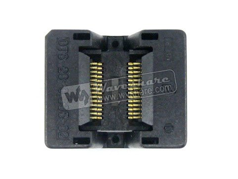 все цены на Parts SSOP28 TSSOP28 OTS-28-0.635-02 Enplas IC Test Burn-in Socket Programming Adapter 0.635mm Pitch 3.94mm Width онлайн