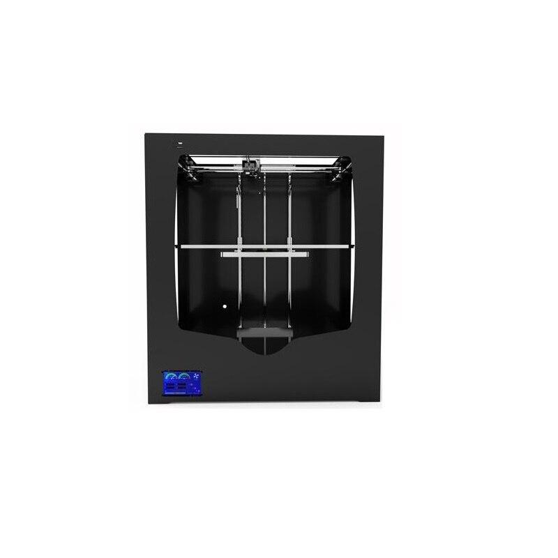 Meilleure buse unique grande taille d'impression pas cher figure humaine impression métal construction assemblé imprimante 3D
