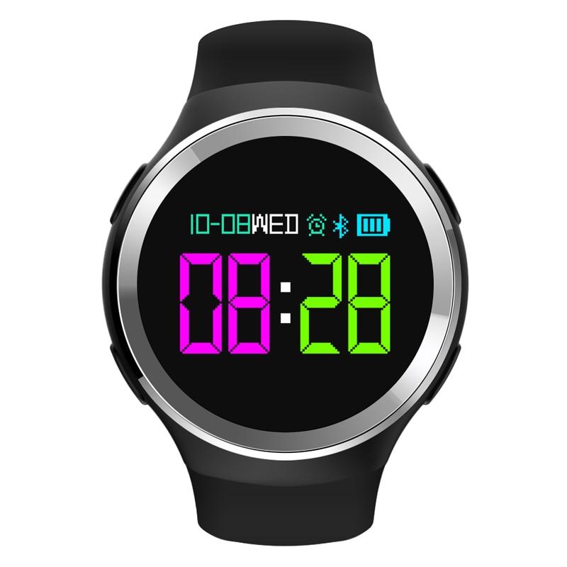 696 N69 Bracelet intelligent couleur OLED Super-long veille étanche tension artérielle oxygène moniteur de fréquence cardiaque