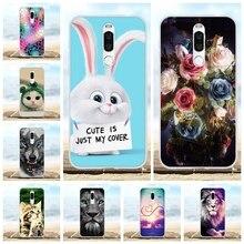 цена на For Meizu X8 Protective Case Ultra-thin Soft TPU Silicone For Meizu X8 Cover Cute Cartoon Patterned For Meizu X8 Bumper Coque