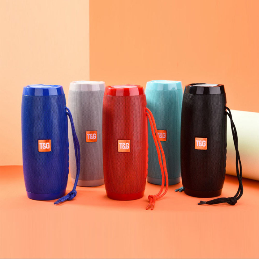 Outdoor Stereo Loudspeaker Melody-Lantern Battery-Capacity Innovative Gift Wireless New