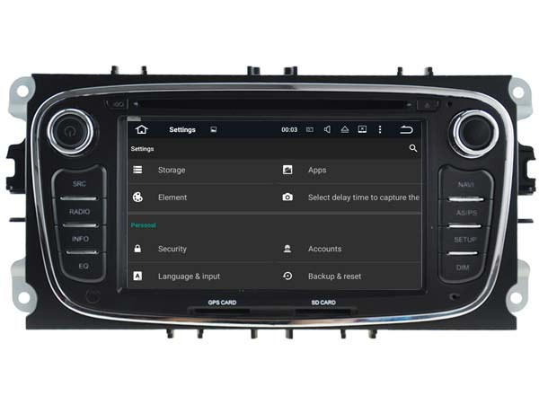 Android 7.1.1 2GB ram car dvd Audio player FOR FORD MONDEO/FOCUS/S-MAX/GALAXY tape recorder autoradio stereo DVR 3G head units