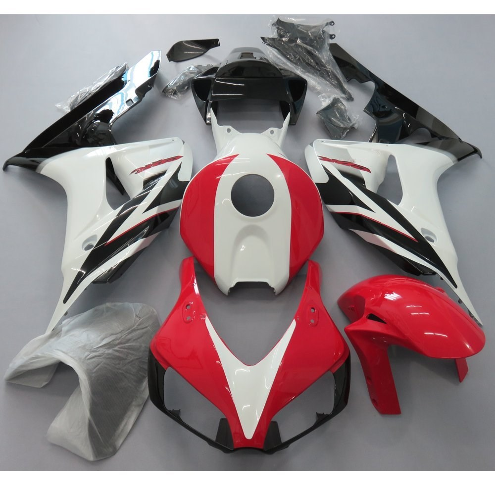 Injection Molding Fairing Kit for Honda CBR 1000 RR CBR1000RR 2006 2007 CBR1000 RR CBR 1000RR 06 07 Motorcycle Bodywork Fairings injection mold fairing for honda cbr1000rr cbr 1000 rr 2006 2007 cbr 1000rr 06 07 motorcycle fairings kit bodywork black paint