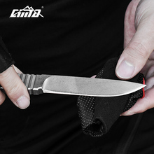 CIMA-G892 AUS-8 high hardness Diving Knife Full-Tang survival fixed blade hunting knife K Sheath,8mm thickness