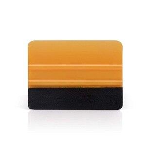 Image 5 - Ehdis 10 개/대 비닐 필름 자동차 랩 펠트 패브릭 10 cm 스퀴지 자동 창 색조 도구 깨끗한 스크레이퍼 없음 스크래치 펠트 천 가장자리