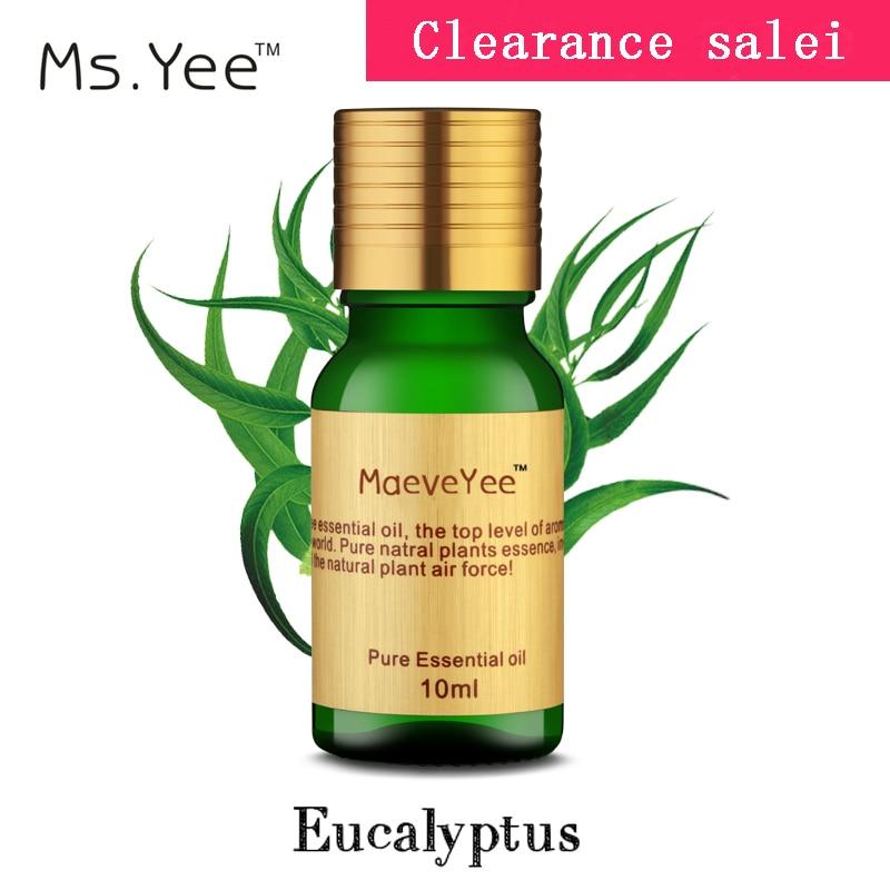 Eukalyptový olej - Nejvyšší rostlinný organický certifikovaný - Péče o kůži