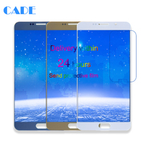Super Amoled LCD Display For Samsung Galaxy Note 5 Note5 N920 N920F Touch Screen Mobile Phone Digitizer Assembly Parts