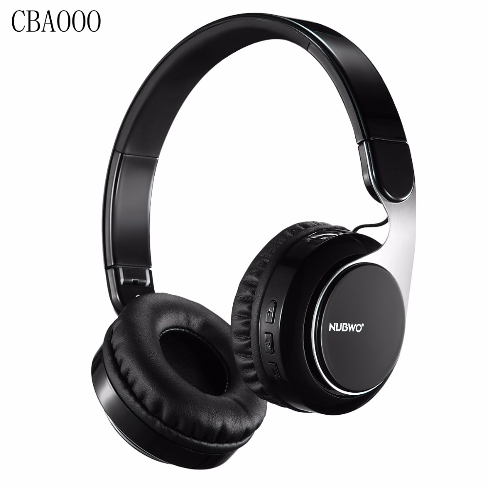 Wireless Bluetooth Headphones Over Ear Foldable Earphone Stereo Bluetooth Headsets Casque with Microphone For Phone PC Gamer brand new wireless headband stereo headphones with microphone tf card mp3 multifunction earphone for pc mobile phone