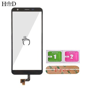 Image 4 - Touch Screen Glass For Oukitel C3 C4 C5 C8 C11 Pro C12 Touch Screen Glass Digitizer Panel Glass Sensor Mobile Phone Adhesive