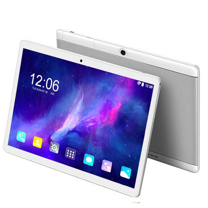 "2019 New 10.1 inch 3G/4G LTE Tablet PC Android 8.0 Octa Core 6GB RAM 64GB ROM 1280*800 IPS WIFI GPS Bluetooth 10"" Tablets+Gifts(China)"