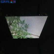 P10 Outdoor Rental LED Display Videowall SMD3535 P10 Outdoor Die-cast Aluminum Cabinet 640x640mm Waterproof Display Cabinet