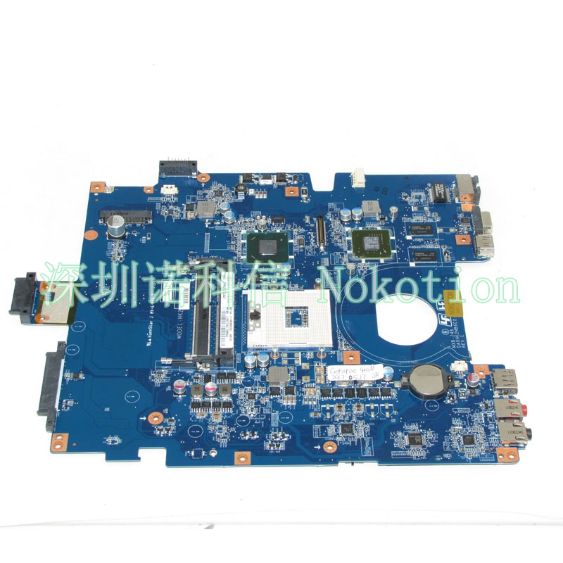 NOKOTION A1827706A A1848628A DA0HK2MB6E0 MBX-248 laptop motherboard For board VAIO VPCEJ VPCEJ2M1E HM65 GT410M DDR3 Main board цена