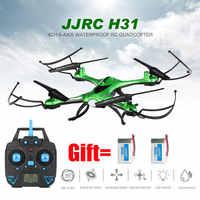 Drone étanche JJRC H31 pas de caméra ou avec caméra ou caméra Wifi FPV Mode sans tête hélicoptère RC quadrirotor Vs Syma X5c Dron