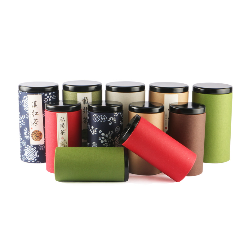 Xin Jia Yi Packaging Fancy Paper Box Round Cans Europe Style Suitcase Candy Wedding Travel Birthday Party Factory Supplier Tube