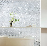 Best Quality Static Ilet Bedroom Sittingroom Kitchen Stickers PrCling Window Films Used For Tootect Privacy Mosaic