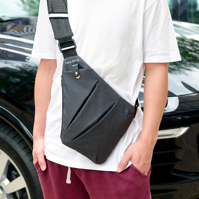 Crossbody Bag for Men – Chest Bag