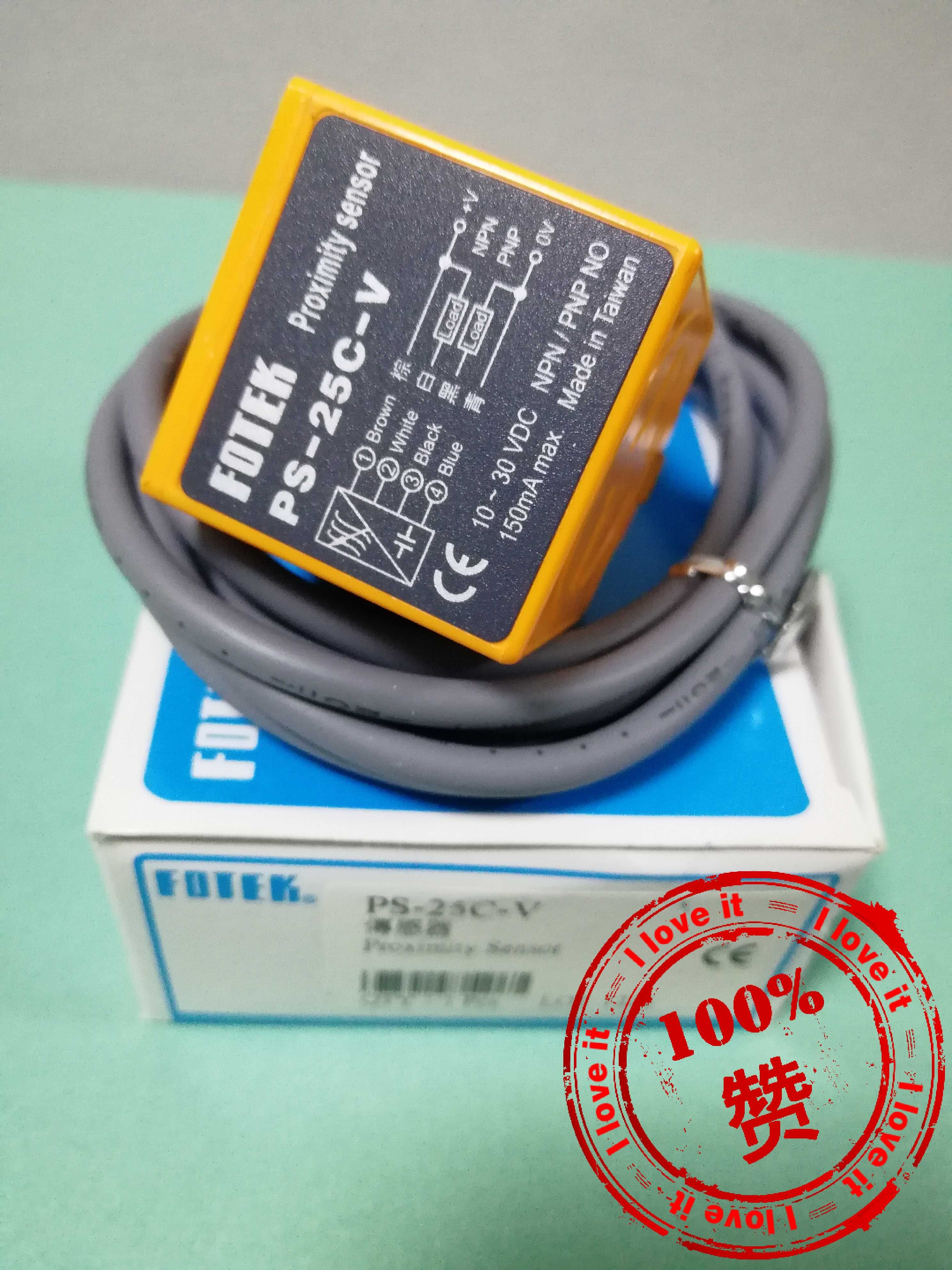 100% of the new original PS-25C-V proximity switch sensor,100% of the new original PS-25C-V proximity switch sensor,