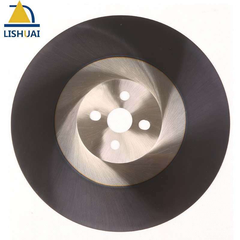 250 32 2 0mm Industrial Quality M42 Material Circular Hss Saw Blades ALTIN coating BW teeth