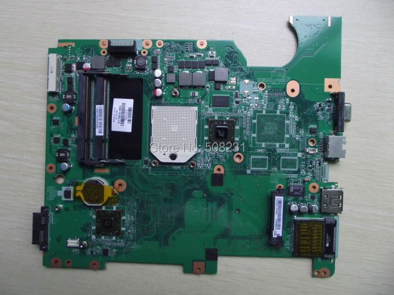 ФОТО Free shipping 577064-001 for HP CQ61 System board (motherboard) ,100% Tested and guaranteed in good working condition!!