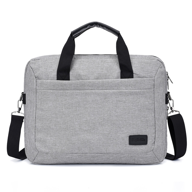 New 15.6 Inch Laptop Briefcase Bag Nylon Briefcase Office Bags Business Computer Messenger Handbag For Men Large Shoulder Bag