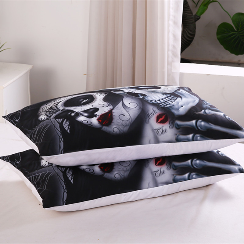 skull bedding sets 10
