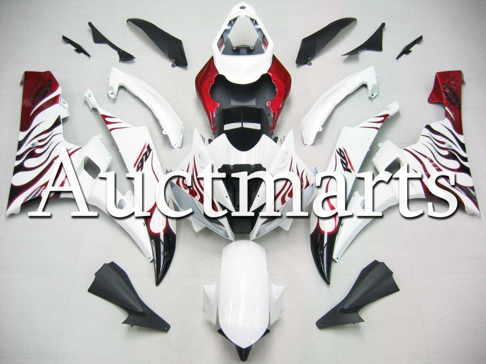 For Yamaha YZF 600 R6 2006 2007 YZF600R Injection ABS Plastic motorcycle Fairing Kit Bodywork YZFR6 06 07 YZF600R6 YZF 600R C9 motorcycle fairings for yamaha yzf600 yzf 600 r6 yzf r6 2006 2007 06 07 abs plastic injection molding fairing bodywork kit 08