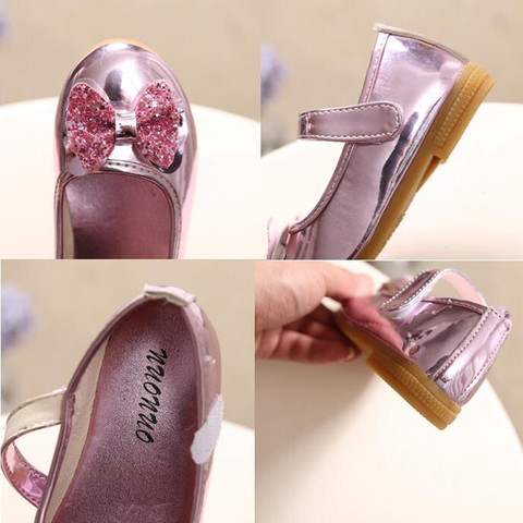 Summer Female Child Leather Sandals Girl Sweet Princess Shoes Baby Dance Shoes Toddler Baby Sandals Girls Top Quality Shoes Multan