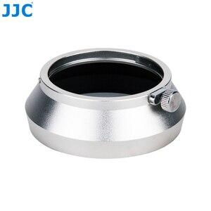 Image 4 - JJC pare soleil en métal 46mm pour OLYMPUS M. ZUIKO DIGITAL 17mm F1.8 remplace LH 48B