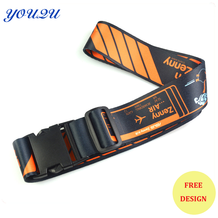 Custom Travel Luggage Belt  Luggage Belt With Lock Luggage Belt  Lowest Price Escrow Accepted