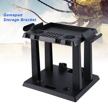 HBS-137 Multi-function stand for N-Switch game console Disc Gamepad Storage Bracket Poke Ball Plus Game Stand Promotion