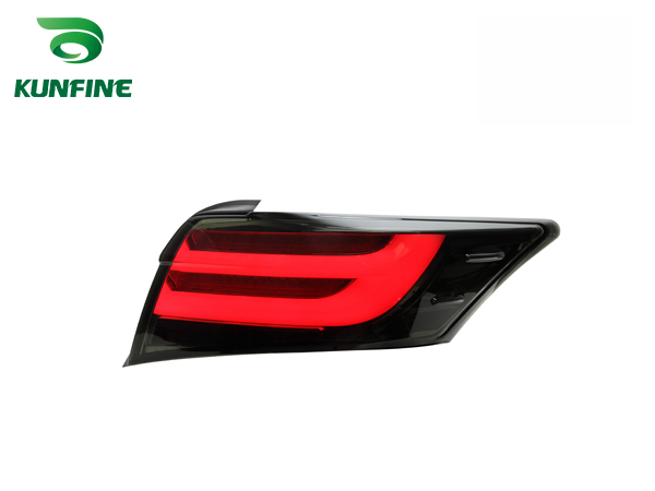 Pair Of Car Tail Light Assembly For TOYOTA VIOS 2013-UP LED Brake Light With Turning Signal Light
