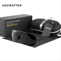 2016Hot Wholesale Retail New Arrival Fashion Polarized 4 Colors Men Sun Glasses Brand Designer Sunglasses With