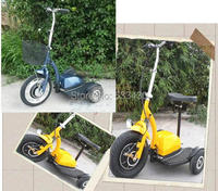 Spor ve Eğlence'ten Elektrikli Scooterlar'de 3 tekerlekli Scooter Ön Hub Motor Max Hız 26 km/h ÜCRETSIZ KARGO DAHIL GÜMRÜK VERGISI HERHANGI BIR DIĞER ÜCRETLER DAHIL TEKRAR!!