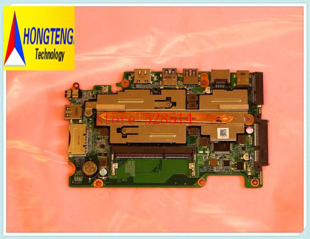 Original FOR Genuine Acer E3-111 E3-111-C5GL Motherboard WITH CPU n2830 DA0ZHJMB6E0 NBMNU11001  100% Test ok 111