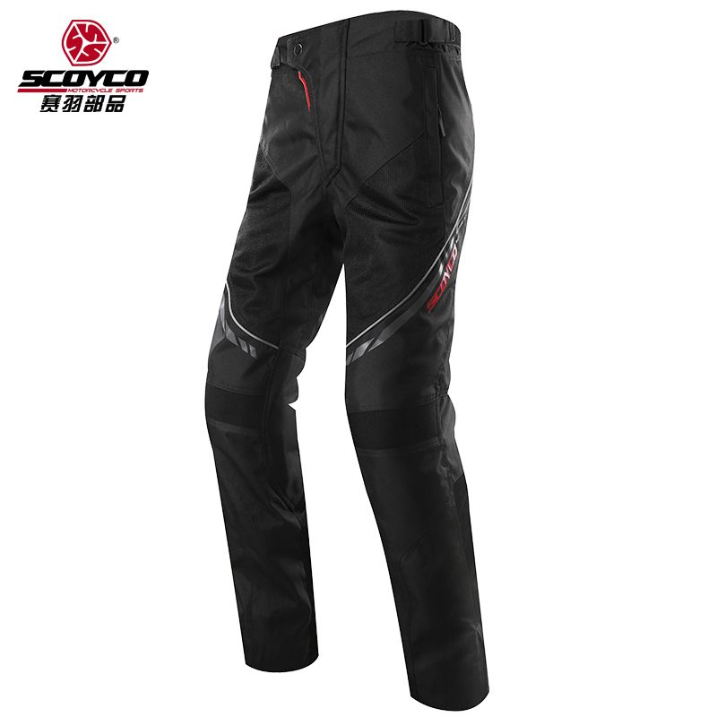 2017 SCOYCO P027-2 Motorcycle Protective Pants Summer Motorcycle Riding Pants Racing trousers Sports riding Motorbike Pants scoyco mens motorcycle pants racing trousers winter summer p028