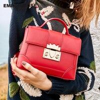 EMINI HOUSE Индийская серия роскошные сумки женские сумки дизайнерские спилок кожаные сумки через плечо для женщин сумка-мессенджер