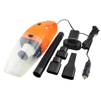 MOTERCROSS Promotion Car Styling Vacuum 12V Auto Vacuum Cleaner 6 In 1 Handheld Vacuums With 5m