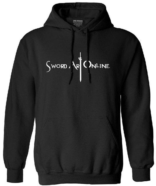 SAO Sword Art Online Sweatshirt Hooded