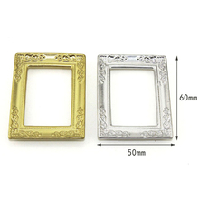 1 Pc Mini Oil Painting Dollshouse Miniature 1:12 Diy Dollhouse Furniture Doll House Resin Picture Frame