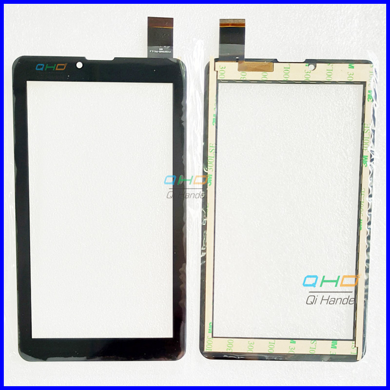 For Irbis TZ49 3G 7'' Inch New Touch Screen Panel Digitizer Sensor Repair Replacement Parts Free Shipping 8 inch touch screen for prestigio multipad wize 3408 4g panel digitizer multipad wize 3408 4g sensor replacement