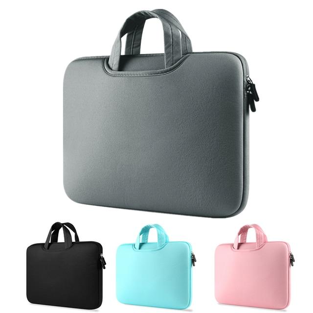 Portable Ultrabook Handlebag Soft Sleeve Laptop Bag for Macbook Air Pro Retina 11