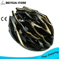 Adult Cascos Ciclismo Road MTB Cycling Helmets Visor 28 Air Vents Mountain Biking Helmets PC EPS
