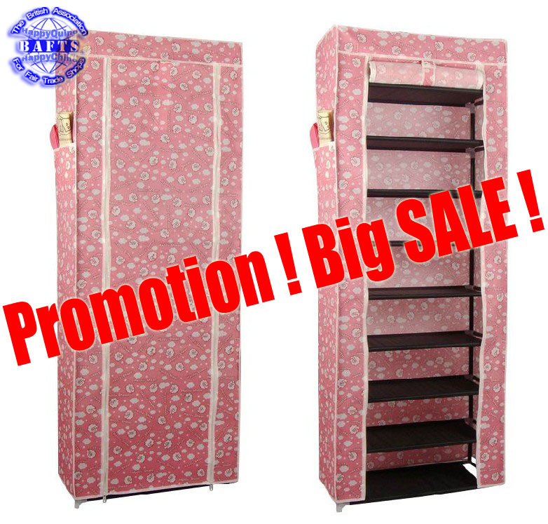 Only 100 Sets for Promotion! Racks 28cm Deep 10 layers dustproof shoe rack 9 grid DIY combination Shoes Shelf a115583221130