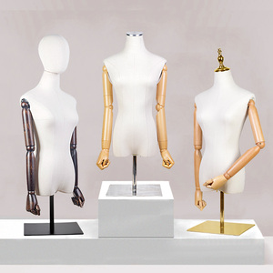 New Style Clothes Display Fabric Dressmaking Mannequin Fabric Manican Customized
