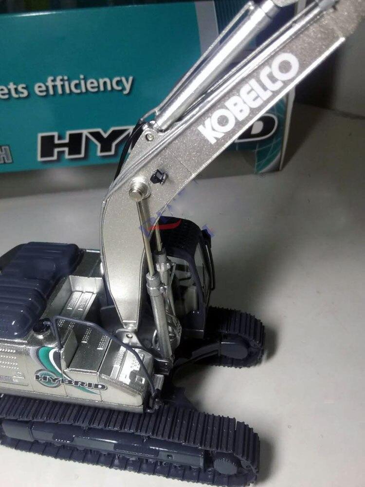 Motorart 1:50 KOBELCO SK210H-10 Гибридный экскаватор игрушка