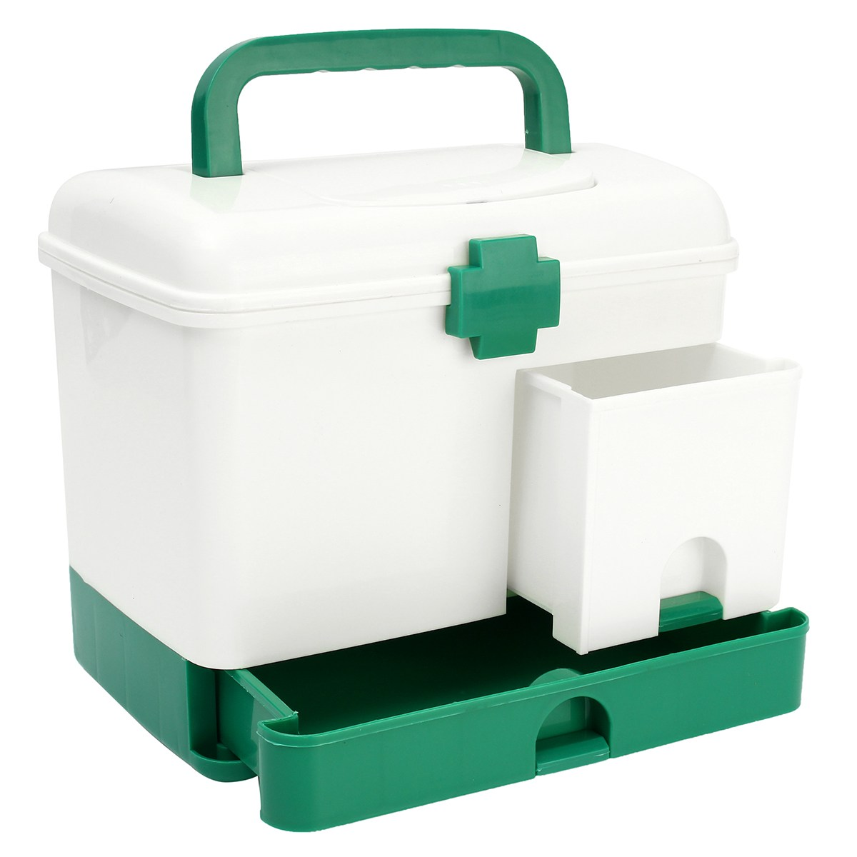 NEW 3 Layer Health Box Medicine Chest Handle First Aid Kit Storage Organizer Drawer Outdoor Camping Hiking Emergency first aid for the emergency medicine boards